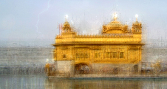Fotoserie 33 Points of View - Golden Temple, Amritsar